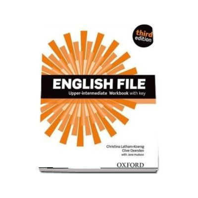 English File third edition: Upper-Intermediate: Workbook with Key