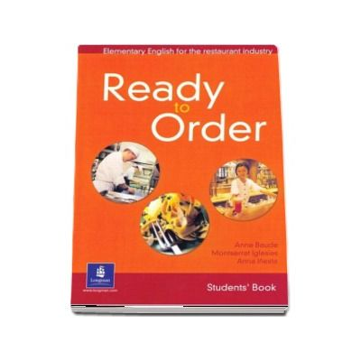 English for Tourism - Ready to Order Student Book (Elementary English for the restaurant industry)