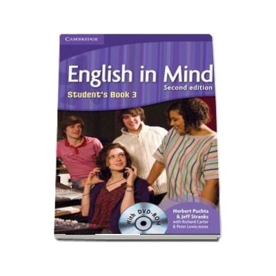 English in Mind. Audio CD, Level 3