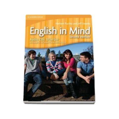 English in Mind. Audio CD, starter
