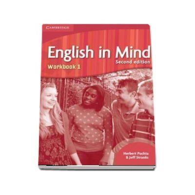 English in Mind. Workbook, Level 1