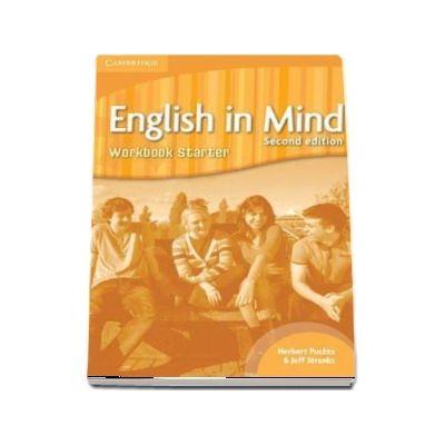 English in Mind. Workbook, starter