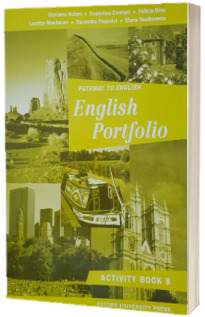 English portofolio activity book - Caiet pentru clasa a VIII-a