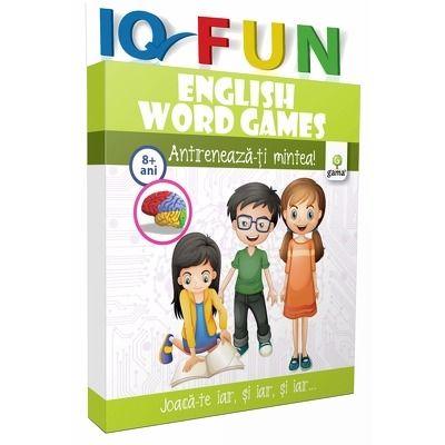 English Words Games - IQ FUN
