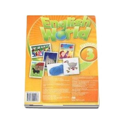English World 3 Flashcards