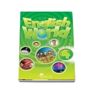 English World 4 DVD ROM