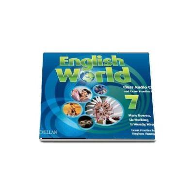 English World 7. Audio CD