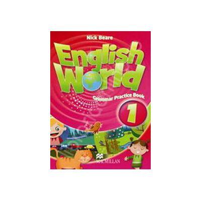 English World Level 1. Grammar Practice Book