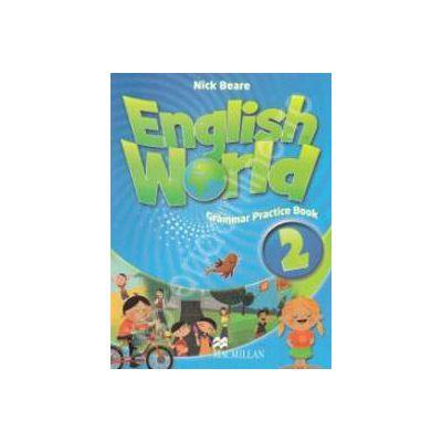 English World Level 2. Grammar Practice Book