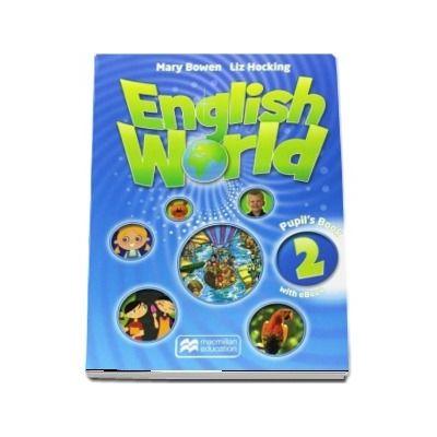 English World Pupils Book, level 2 (with eBook)