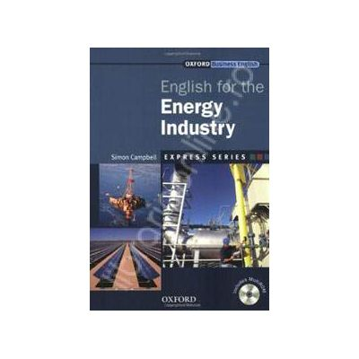 English for the Energy Industry: Students Book and MultiROM Pack