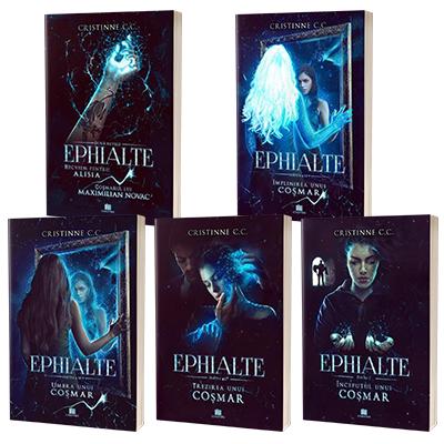 Ephialte. Seria completa
