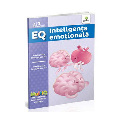 EQ - Inteligenta emotionala - Inteligenta interpersonala. Inteligenta intrapersonala (3 ani)