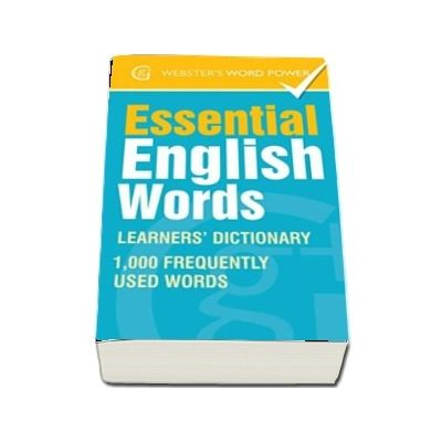 Essential English Words. Learners Dictionary - Morven Dooner (Websters Word Power)