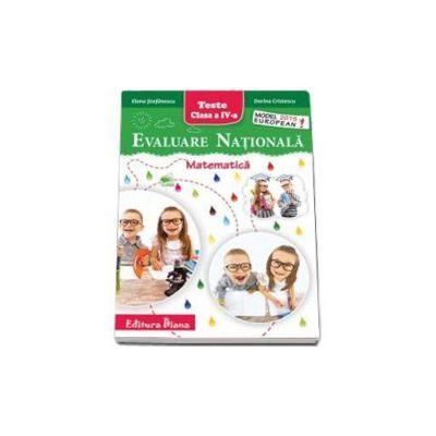 Evaluare Nationala - Matematica pentru, clasa a IV-a