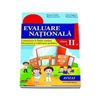 Evaluare nationala pentru clasa a II-a