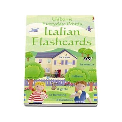 Everyday Words Italian flashcards