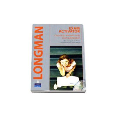 Exam Activator. Classroom and sefl-study exam preparation, with 2 audio CDs