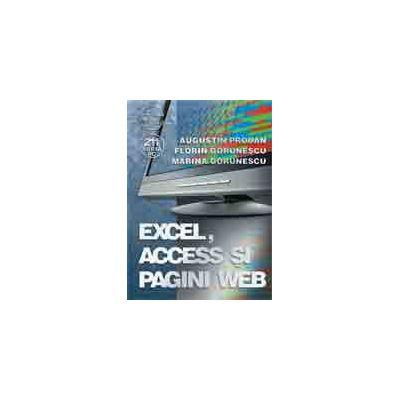 Excel, Access si pagini WEB