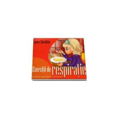 Exercitii de respiratie - Program educational distractiv (Kit logopedic)
