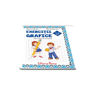 Exercitii grafice (5-6 ani)