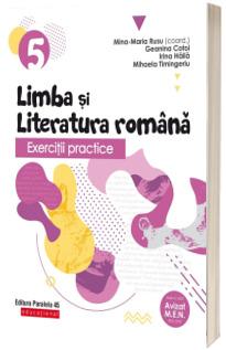 Exercitii practice de limba si literatura romana. Caiet de lucru. Clasa a V-a - Editia a III-a