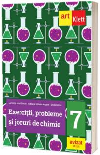 Exercitii, probleme si jocuri de chimie, clasa a VII-a