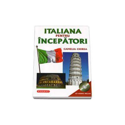 Italiana pentru incepatori - CD audio inclus