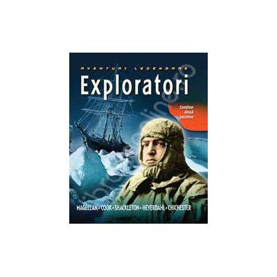 Exploratori (Aventuri legendare)