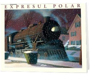 Expresul Polar - Chris Van Allsburg