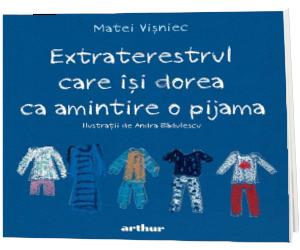 Extraterestrul care isi dorea ca amintire o pijama