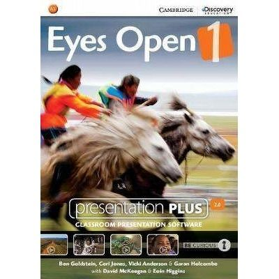 Eyes Open Level 1 Presentation Plus DVD-ROM