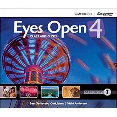 Eyes Open Level 4 Class Audio CDs