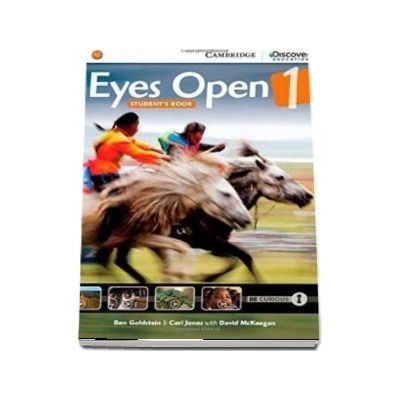 Eyes open. Students Book, level 1