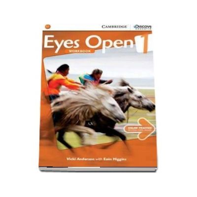 Eyes open. Workbook with online practice, level 1