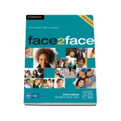 Face2Face Intermediate 2nd Edition Student's Book with DVD-ROM and Online Workbook Pack - Manualul elevului pentru clasa a XI-a (Contine DVD)