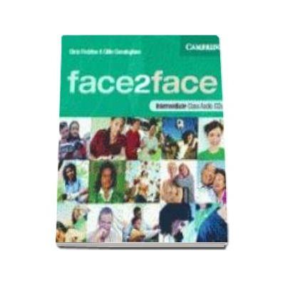Face2Face Intermediate Class Audio CDs (3) - Pentru clasa a XI-a