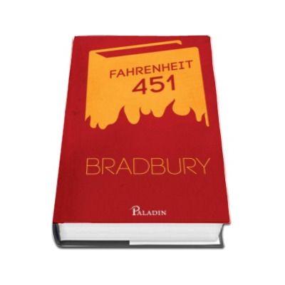 Fahrenheit 451 - Ray Bradbury (Editie hardcover)