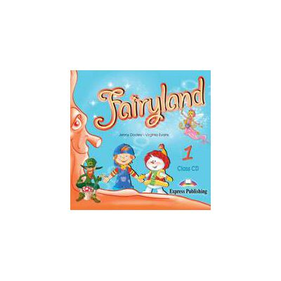 Fairyland 1 Class CD