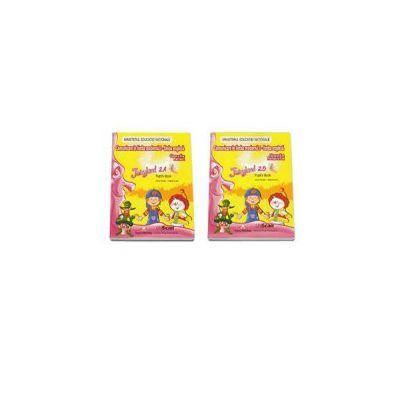 Fairyland 2A si 2B, Pupils Book. Manual de Limba Engleza pentru clasa a II-a - Semestrul I si Semestrul al II-lea