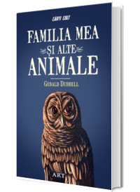 Familia mea si alte animale - Gerald Durrell (Carti Cult)