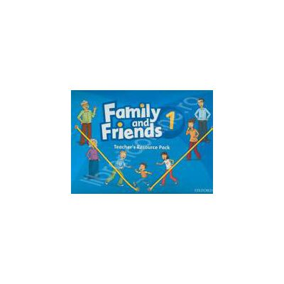 Family and Friends 1. Teachers Resource Pack