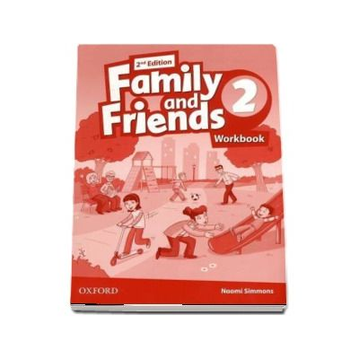 Family and Friends 2. Workbook, 2nd Edition