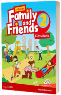 Family and Friends 2nd edition. Class Book