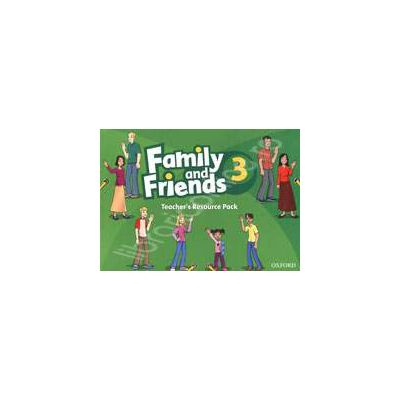 Family and Friends 3. Teachers Resource Pack