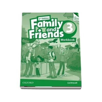 Family and Friends 3. Workbook with Online Practice, 2nd Edition