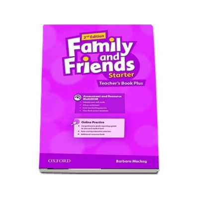 Family and Friends Starter. Teachers Book Plus, 2nd edition
