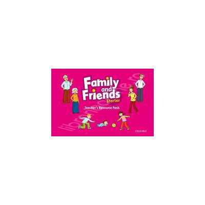 Family and Friends. Starter Teachers Resource Pack