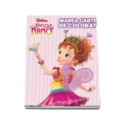 Fancy Nancy. Marea carte de colorat