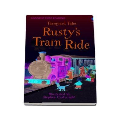 Farmyard Tales Rustys Train Ride